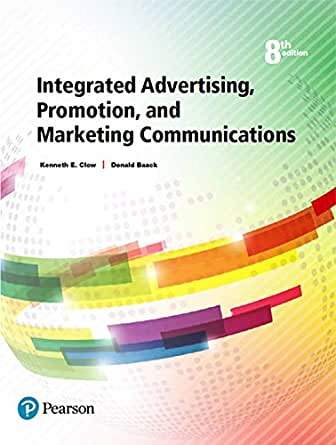 integrated advertising promotion and marketing communications 7th edition ebook