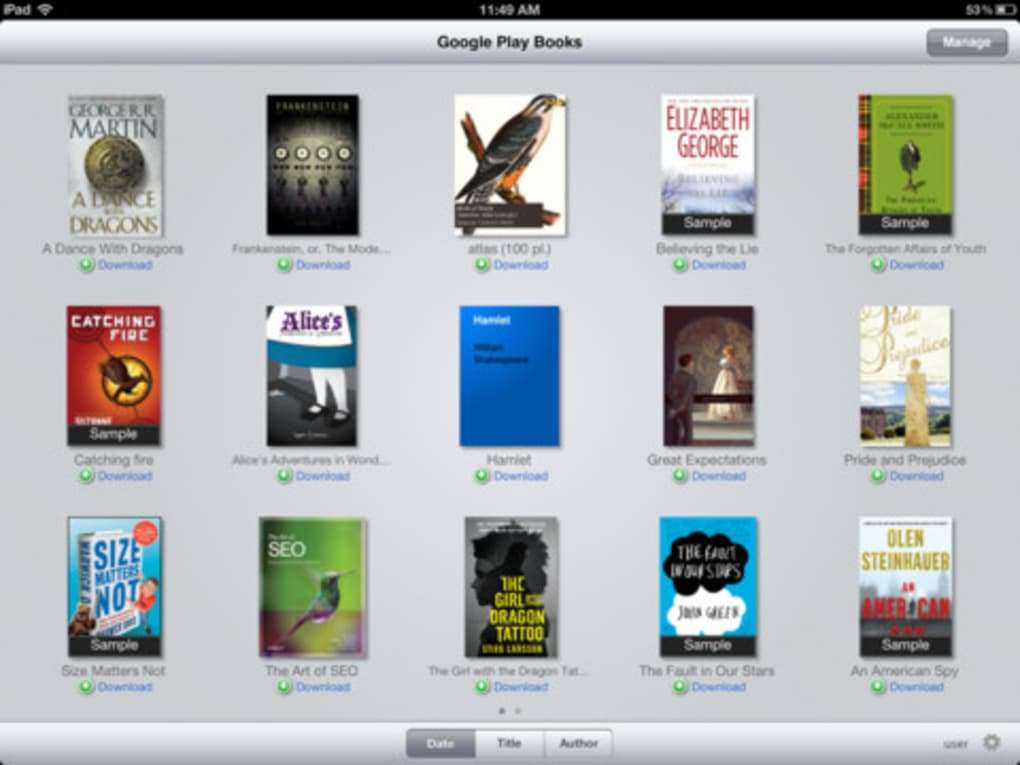how to read ebooks on iphone