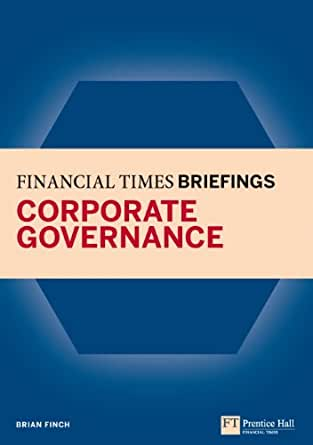 business ethics and corporate governance ebook pdf