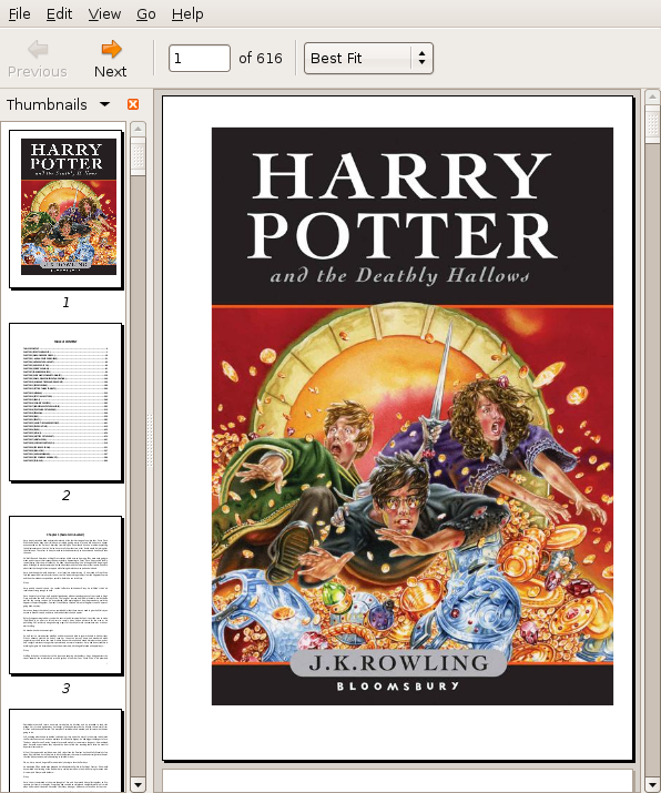 harry potter and the deathly hallows epub kickass