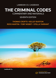 the criminal codes commentary and materials ebook