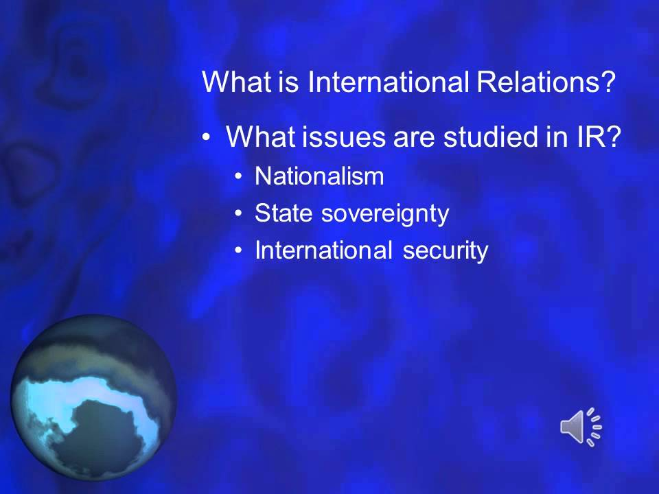 an introduction to international relations ebook