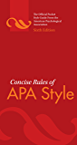 publication manual of the american psychological association 6th edition ebook