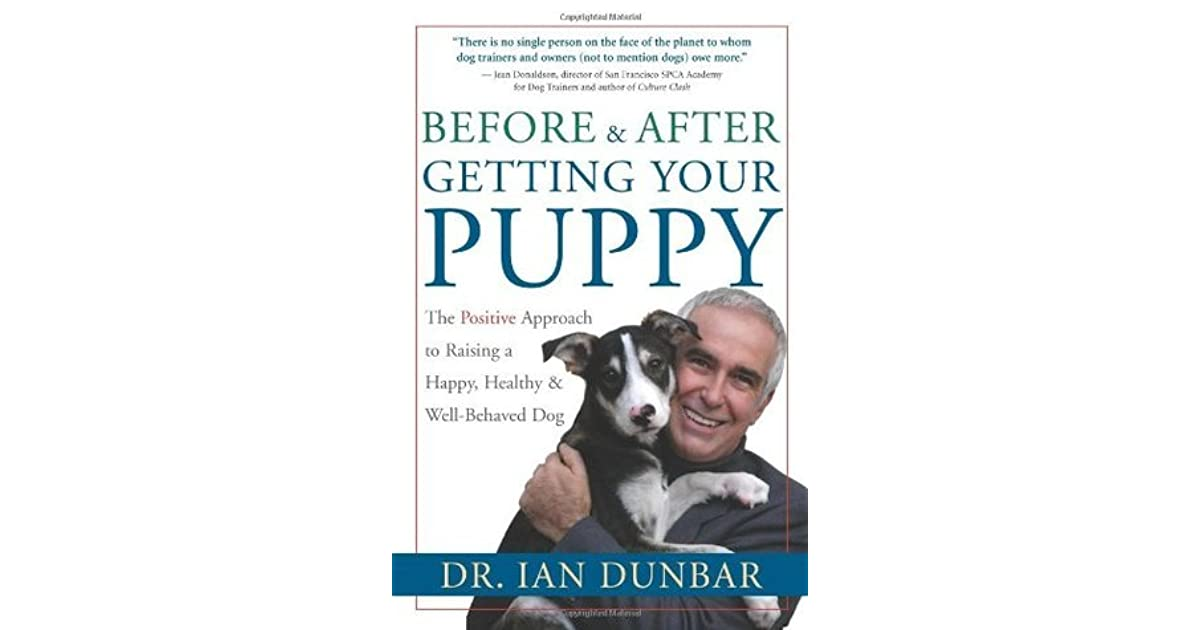 before and after getting your puppy ebook