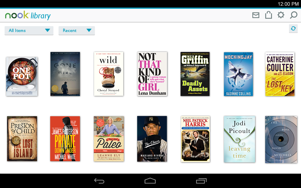 best free ebook reader for android 2014