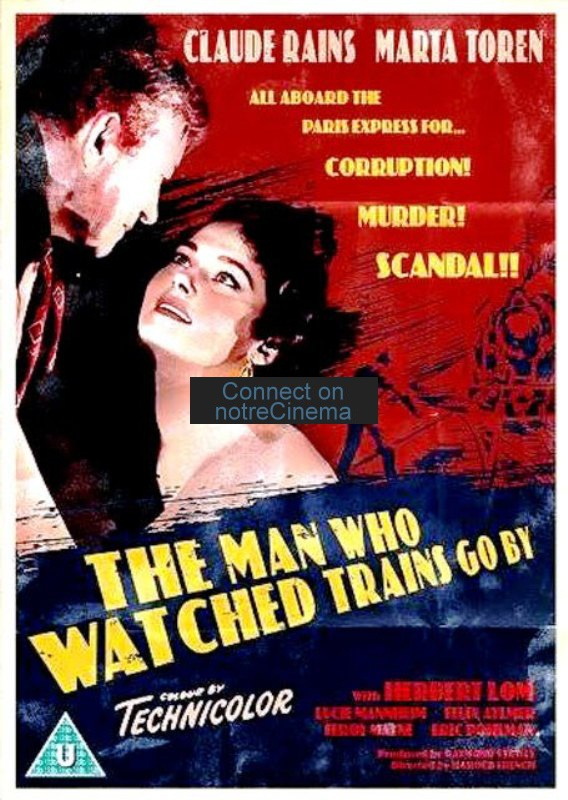 ebook man who watched trains go by